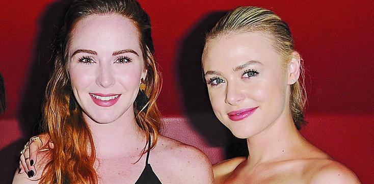 "GENERAL HOSPITAL Fan Club Weekend ""Paint n Dine"" Event With Brtni Sarpy, Chloe Lanier and Hayley Erin"