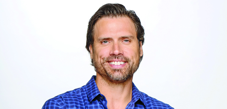 """The Young and the Restless"" Set Joshua Morrow, Melissa Claire Egan"