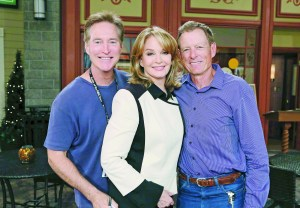 """""""Days of our Lives"""" Set Says Goodbye to Alison Sweeney after 21 Years"""