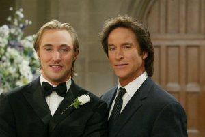"""Days of our Lives"" Set Chloe/Brady Wedding"