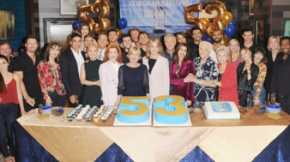 """""""Days of our Lives"""" Set Celebrating 53rd Anniversary"""