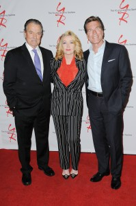 """The Young and the Restless"" Set Celebrating 45th Year Anniversary ""Forever Young"""