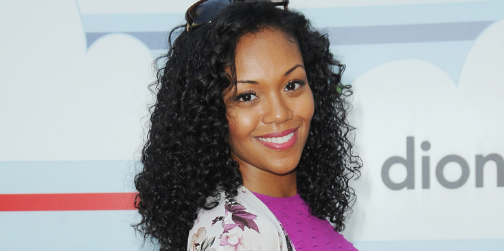 Mishael Morgan weight loss
