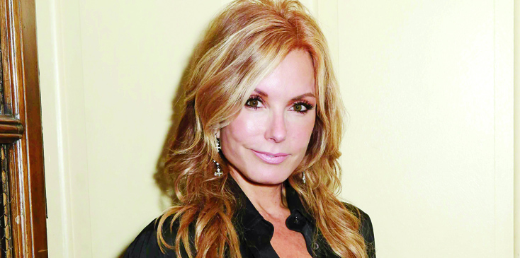 """The Young and the Restless"" Set Celebrating Tracey Bregman 35th Year on the Show"