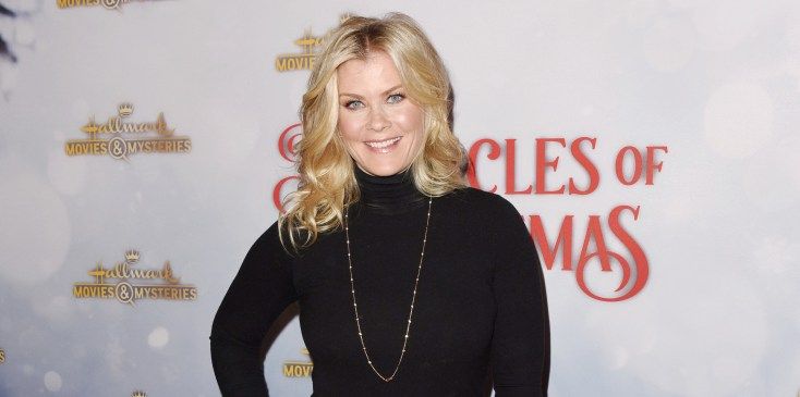Hallmark Channel 'Once Upon A Christmas Miracle' screening and holiday party