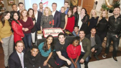 """The Young and the Restless"" Set Celebrating 30 Years at Number One"