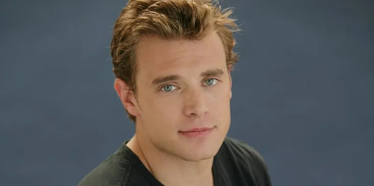 Billy Miller Photo Shoot