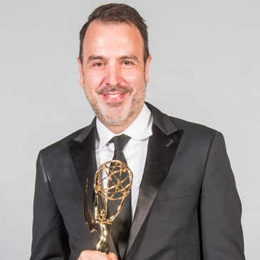 45th Daytime Emmy Awards   Portraits by The Artists Project Sponsored by the Visual Snow Initiative