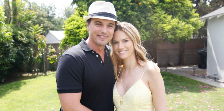 Darin Brooks, Kelly Kruger
