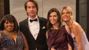 CHANDRA WILSON, MICHAEL EASTON, FINOLA HUGHES, MICHELLE STAFFORD