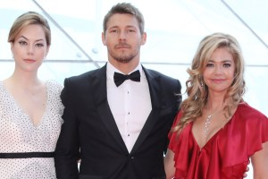 Annika Noelle, Scott Clifton, Denise Richards