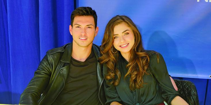 Robert and Victoria