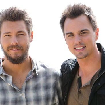 Scott and Darin