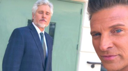 Steve and Michael