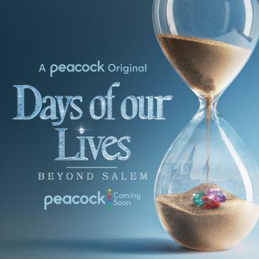DAYS peacocok logo
