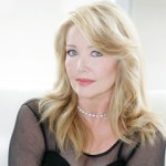 Actor Melody Thomas  Scott