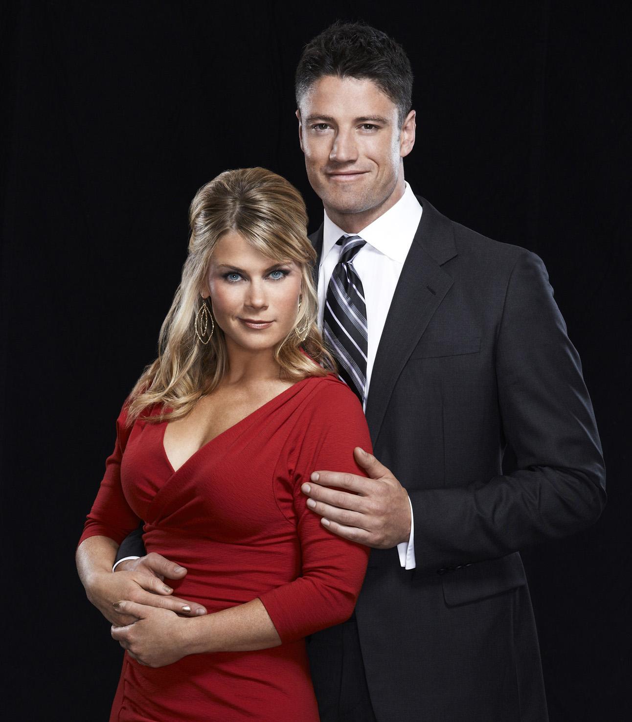 Alison sweeney and james scott dating now