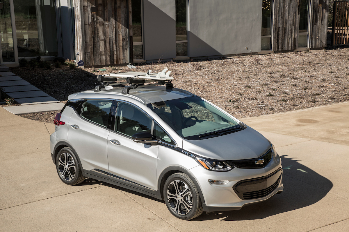 Surfer Approved 2017 Chevy Bolt