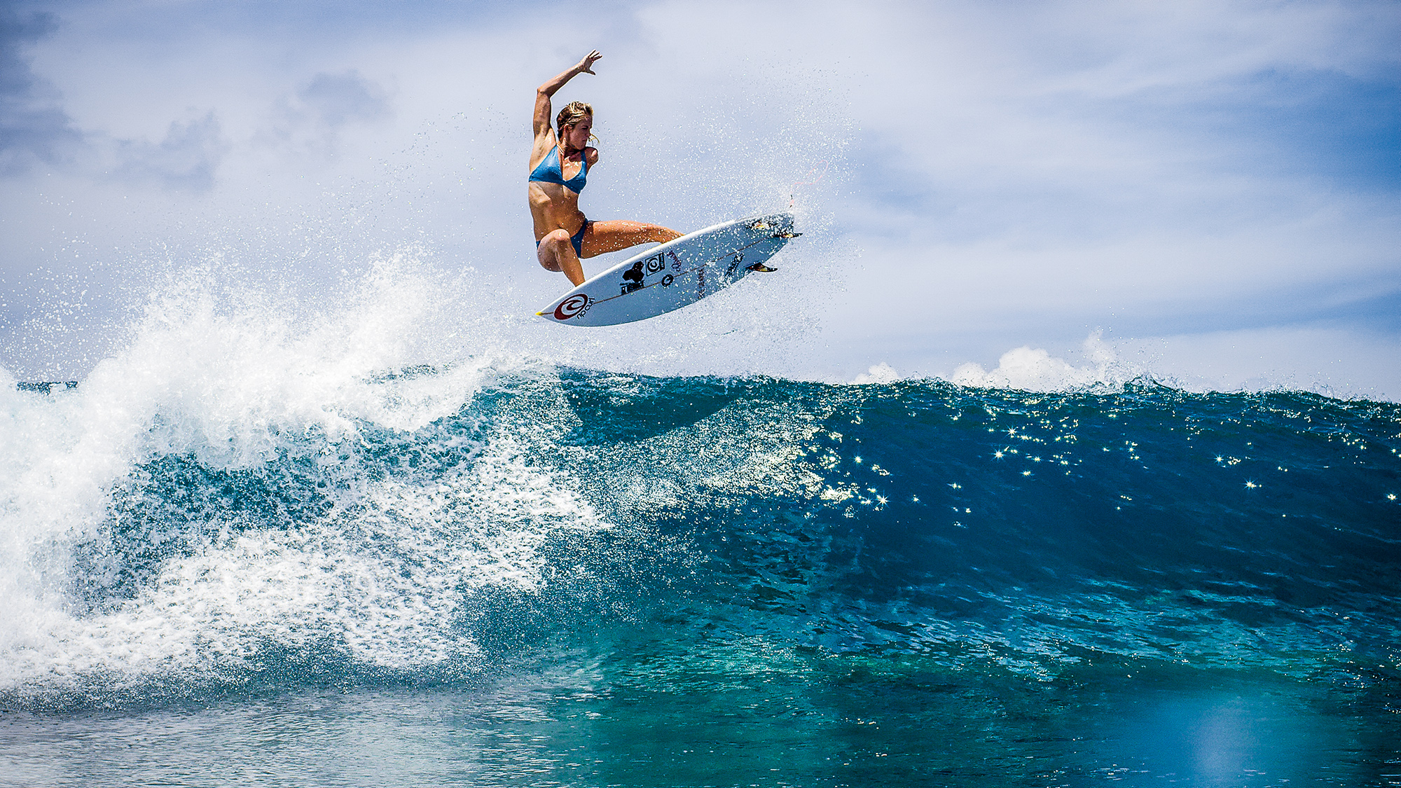 The Bethany Hamilton Profile Surfer Magazine