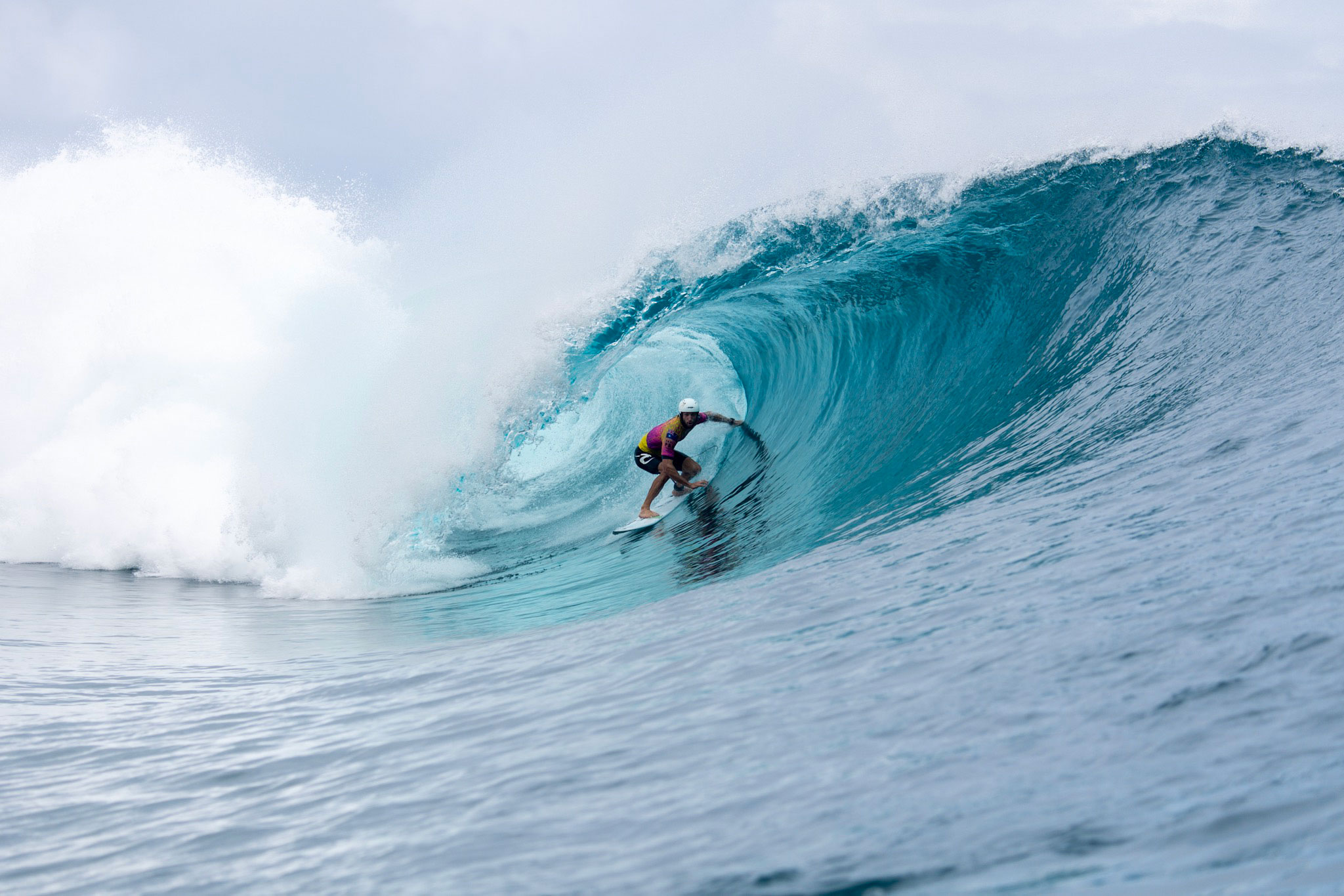 Surfing's 20 Olympic Outing Will Be Held In Tahiti's Thunderdome ...