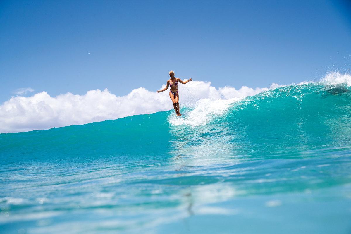 Meet The Crew Of Stylish Teenage Longboarders From Waikiki Surfer Magazine