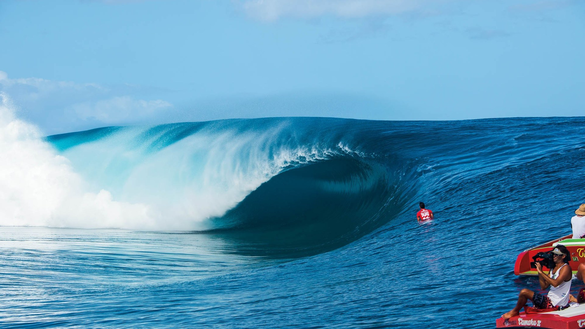 Will Teahupo'o Be the Olympic Surfing Venue in 20   SURFER Magazine