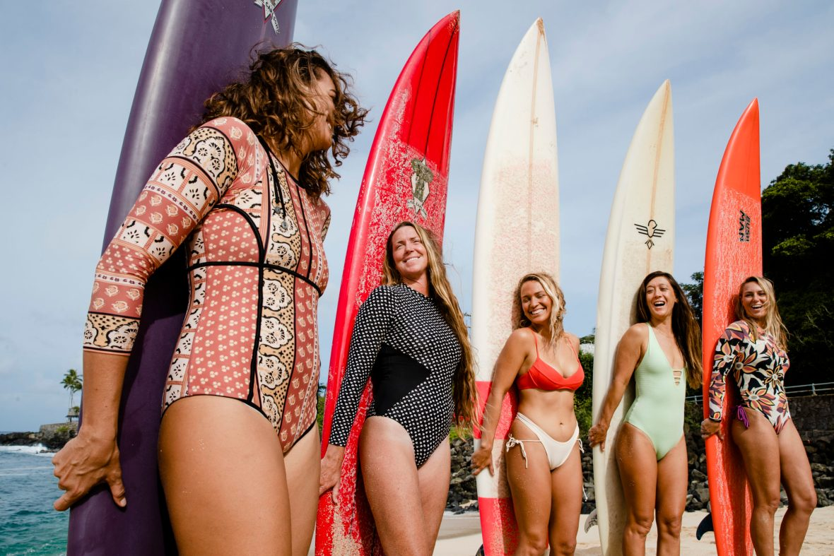New Video Contest Will Crown the Top Female Big-Wave Surfers This Winter