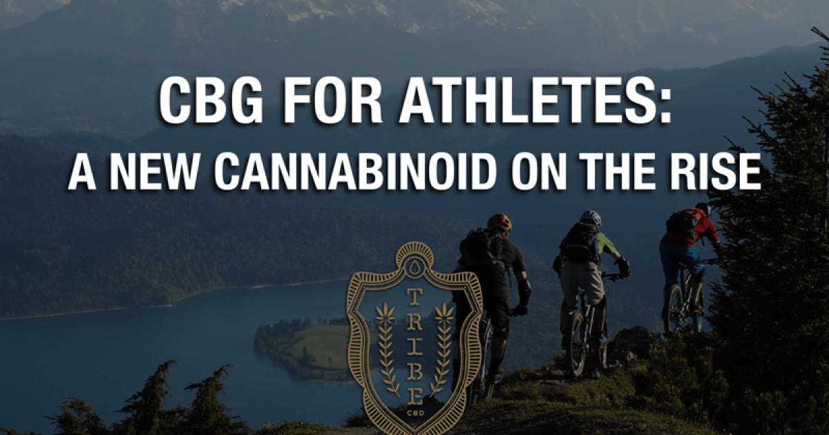 CBG For Athletes: A New Cannabinoid On The Rise
