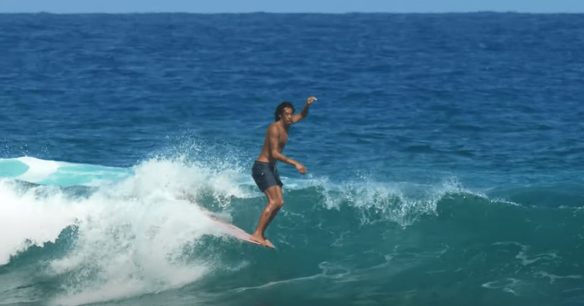 Feast Your Eyes on the Jazzy Stylings of Grant Noble - SURFER Magazine