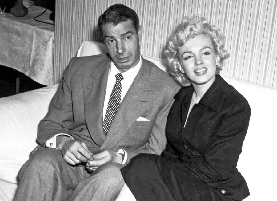 The Killing of Marilyn Monroe Episode 4 Joe DiMaggio